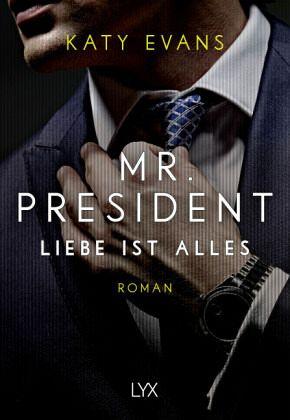 Buch-Reihe Mr. President