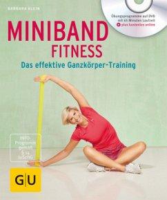 Miniband-Fitness (mit DVD) - Klein, Barbara