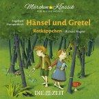 Hänsel und Gretel und Rotkäppchen, 1 Audio-CD