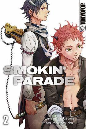 Buch-Reihe Smokin' Parade