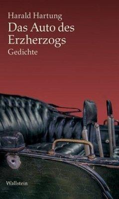 Das Auto des Erzherzogs - Hartung, Harald