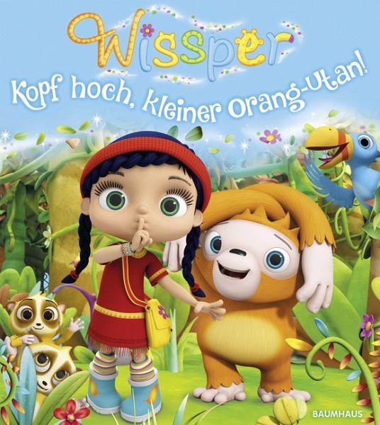 Buch-Reihe Wissper