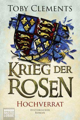 Buch-Reihe Krieg der Rosen