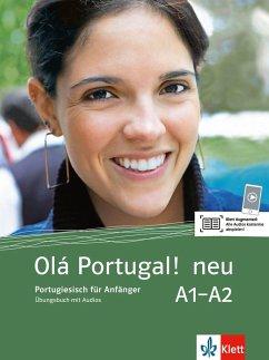 Olá Portugal ! neu A1-A2. Übungsbuch