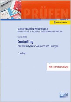 Controlling - Eisenschink, Christian