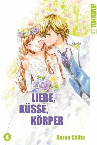 Buch-Reihe Liebe, Küsse, Körper
