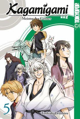 Buch-Reihe Kagamigami