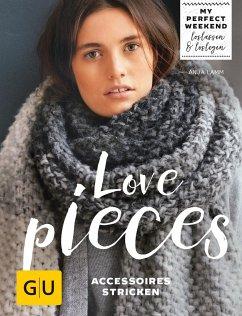 Love pieces - Lamm, Anja
