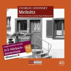 Melnitz, 4 MP3-CDs - Lewinsky, Charles