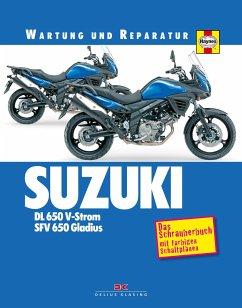 Suzuki DL 650 V-Strom, SFV 650 Gladius - Coombs, Matthew
