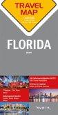 Travelmap Reisekarte Florida 1:800.000