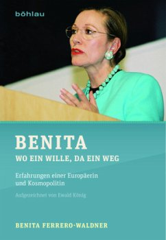 Benita - Ferrero-Waldner, Benita