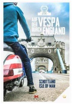 Auf der Vespa durch England
