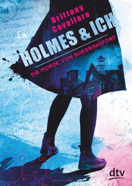 Buch-Reihe Holmes & ich