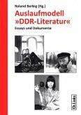 Auslaufmodell »DDR-Literatur«