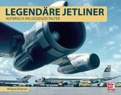 Legendäre Jetliner - Borgmann, Wolfgang
