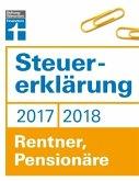 Steuererklärung 2017/2018 - Rentner, Pensionäre