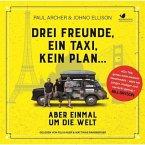 Drei Freunde, ein Taxi, kein Plan ..., 2 MP3-CD