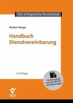 Handbuch Dienstvereinbarung
