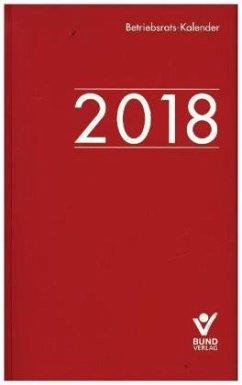 Betriebsrats-Kalender 2018