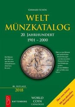 Weltmünzkatalog 20. Jahrhundert 1901 - 2000 - Schön, Gerhard