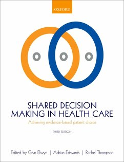 Shared Decision Making in Health Care (eBook, PDF)