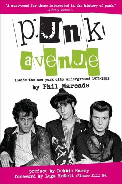 Punk Avenue (eBook, ePUB) - Marcade, Phil