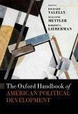 The Oxford Handbook of American Political Development (eBook, PDF)