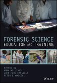 Forensic Science Education and Training (eBook, ePUB)