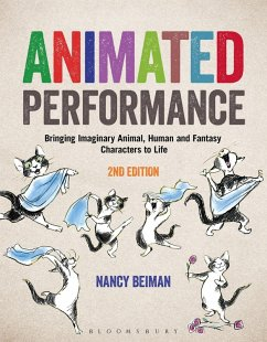 Animated Performance (eBook, ePUB) - Beiman, Nancy