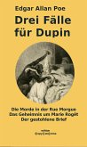 Drei Fälle für Dupin (eBook, ePUB)