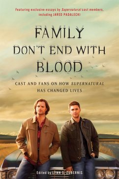 Family Don't End with Blood (eBook, ePUB)