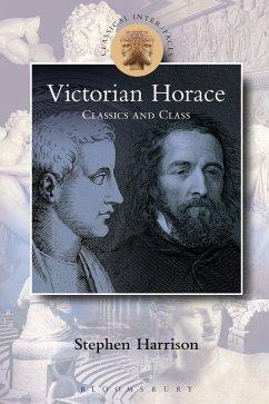 Victorian Horace (eBook, ePUB) - Harrison, Stephen