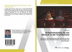Kriterienkatalog für ein Musical in der Grundschule
