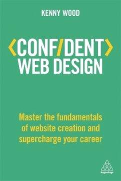 Confident Web Design - Wood, Kenny
