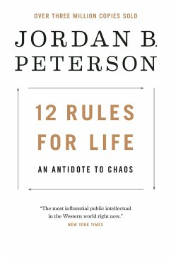 12 Rules for Life - Peterson, Jordan B.