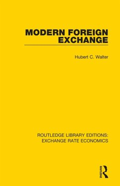 Modern Foreign Exchange (eBook, PDF)