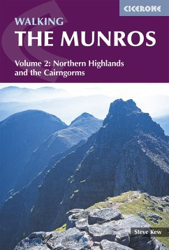Walking the Munros Vol 2 - Northern Highlands and the Cairngorms (eBook, ePUB) - Kew, Steve