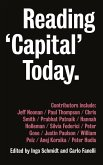 Reading 'Capital' Today (eBook, ePUB)