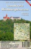 KKV Rad- und Wanderkarte Landkreis Hildburghausen