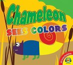 CHAMELEON SEES COLORS