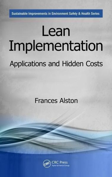 LEAN IMPLEMENTATION von Frances Alston - englisches Buch