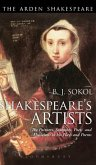 Shakespeare's Artists: The Painters, Sculptors, Poets and Musicians in His Plays and Poems