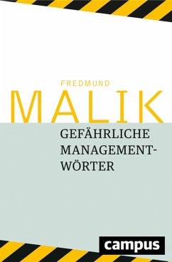 Gefährliche Managementwörter (eBook, ePUB)