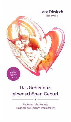 Das Geheimnis einer schönen Geburt (eBook, ePUB) - Jana Friedrich