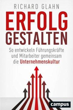Erfolg gestalten (eBook, ePUB) - Glahn, Richard
