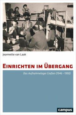 Einrichten im Übergang (eBook, PDF) - Laak, Jeannette van