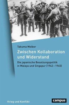Zwischen Kollaboration und Widerstand (eBook, PDF) - Melber, Takuma
