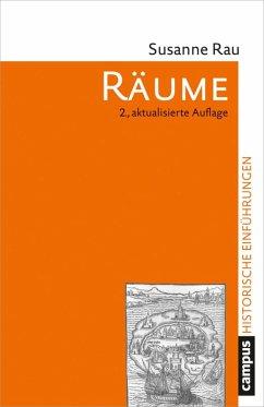 Räume (eBook, PDF) - Rau, Susanne