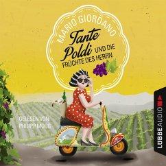 Tante Poldi und die Früchte des Herrn / Tante Poldi Bd.2 (Ungekürzt) (MP3-Download) - Giordano, Mario